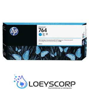 TINTA HP 764 CYAN