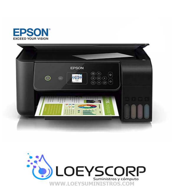 IMPRESORA EPSON L3160