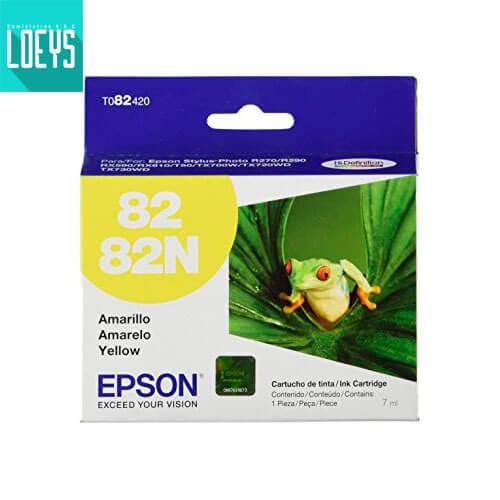 Tinta Epson T082420-AL Amarillo 82