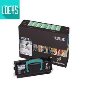 Toner Lexmark E352H11L Negro E350 E352 9000 páginas