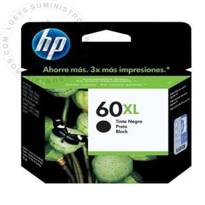 TINTA HP 60XL NEGRO