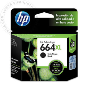 TINTA HP 664XL NEGRO