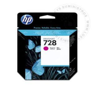 TINTA HP 728 40ML MAGENTA