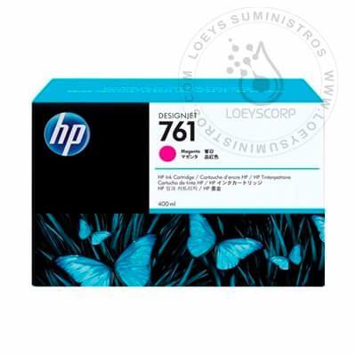 TINTA HP 761 MAGENTA