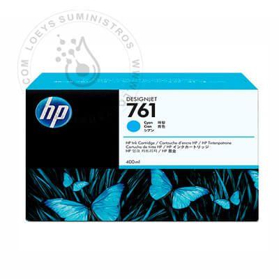TINTA HP 761 CYAN