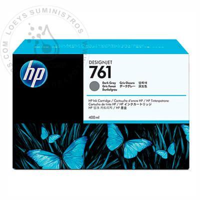 TINTA HP 761 DARK GRAY