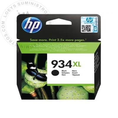 TINTA HP 934XL NEGRO