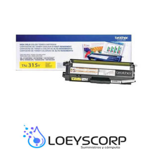 TONER BROTHER TN-315Y YELLOW
