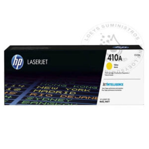 TONER HP 410A YELLOW