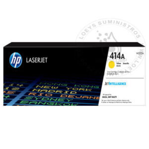 TONER HP 414A YELLOW