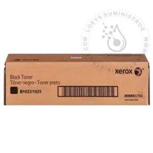 TONER XEROX B1022 B1025 006R01731 NEGRO ORIGINAL
