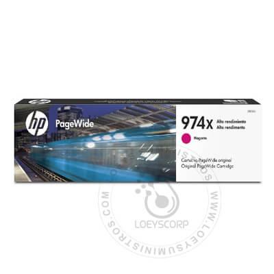Tinta HP 974xl Magenta L0S02AL 7,000 Paginas