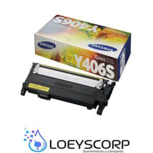 Toner Samsung CLT-Y406S YELLOW 1000 PAGINAS