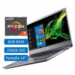 LAPTOP ACER AMD RYZEN 7