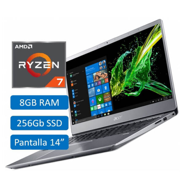 LAPTOP ACER AMD RYZEN 7