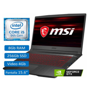 Laptop MSI Gaming GF63