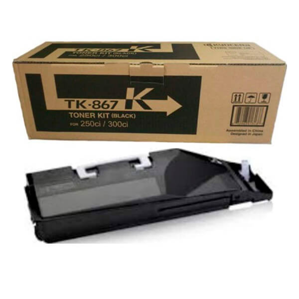TONER KYOCERA TK-867K