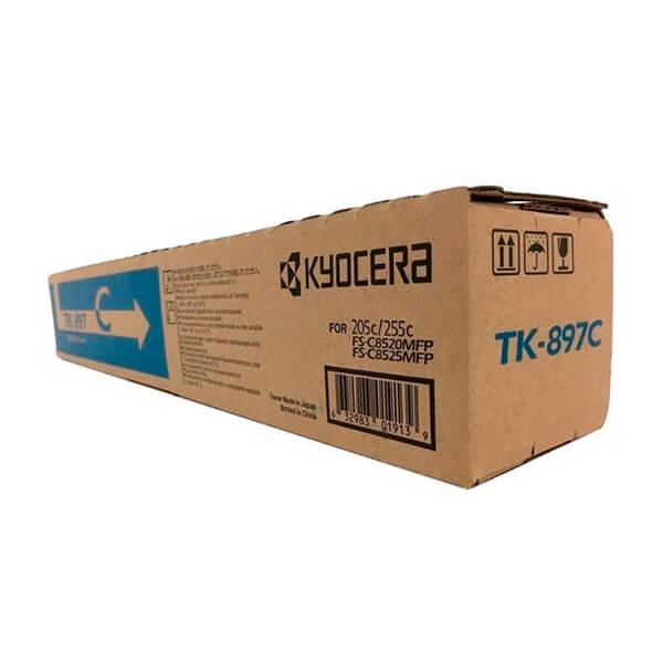 TONER KYOCERA TK-897C