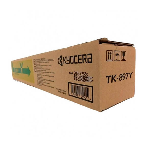 TONER KYOCERA TK-897Y