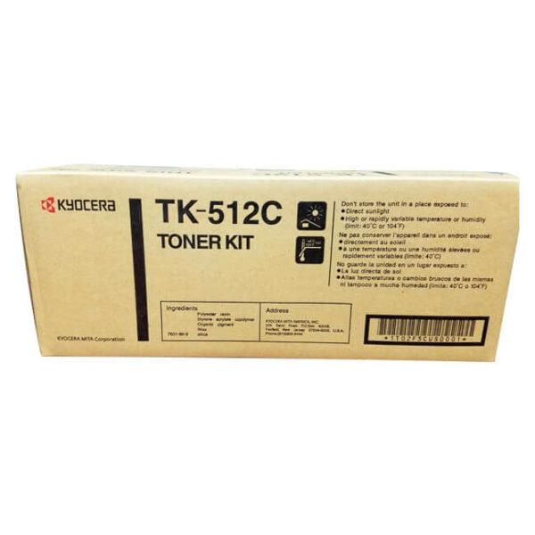 TONER KYOCERA TK-512C
