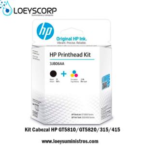 Kit Cabezal HP GT5810 GT5820